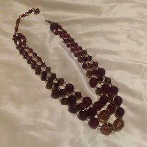 Jewelry - Genuine Garnet Necklace